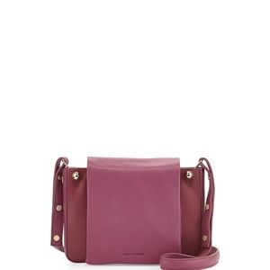 POUR LA VICTOIRE Bijou Mini Purple Cross Body